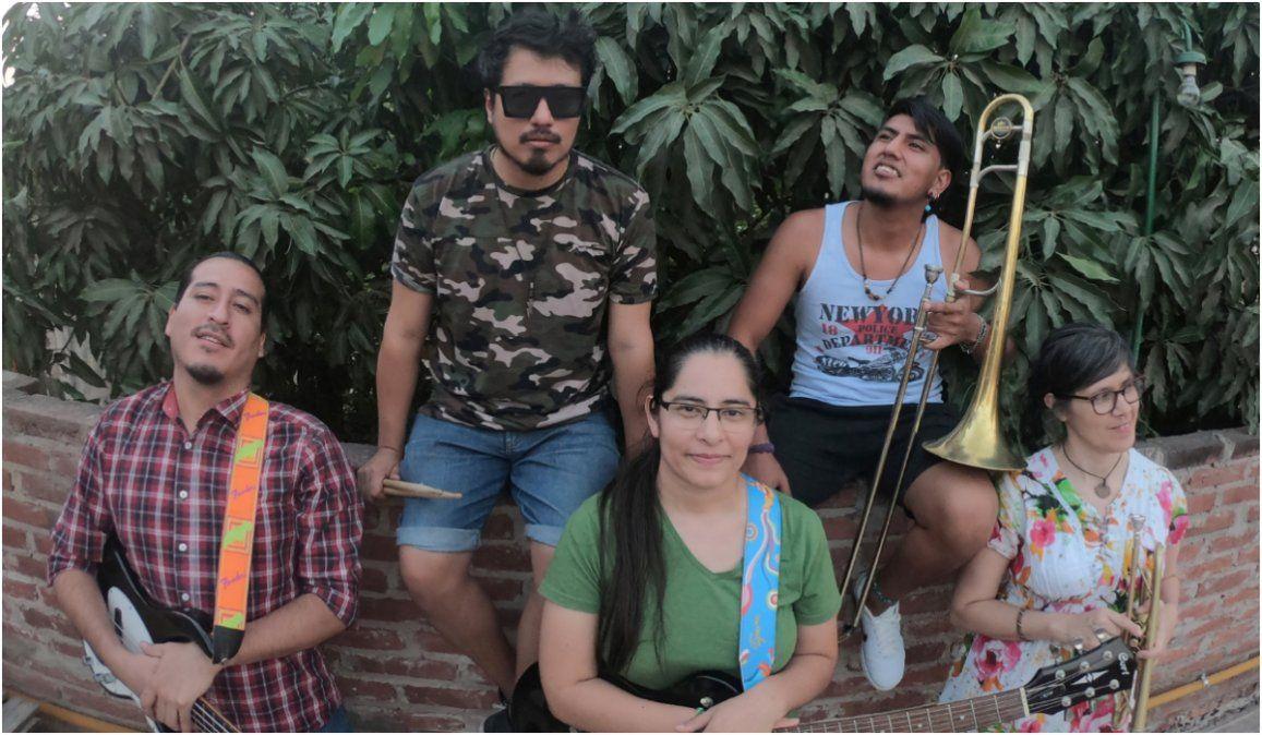 El reggae jujeño sale de gira virtual por Perú, Bolivia, Chile y México