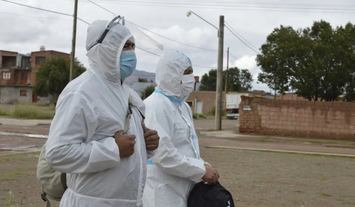 Coronavirus en Jujuy: Confirman 8 casos nuevos y no se notificaron fallecimientos.