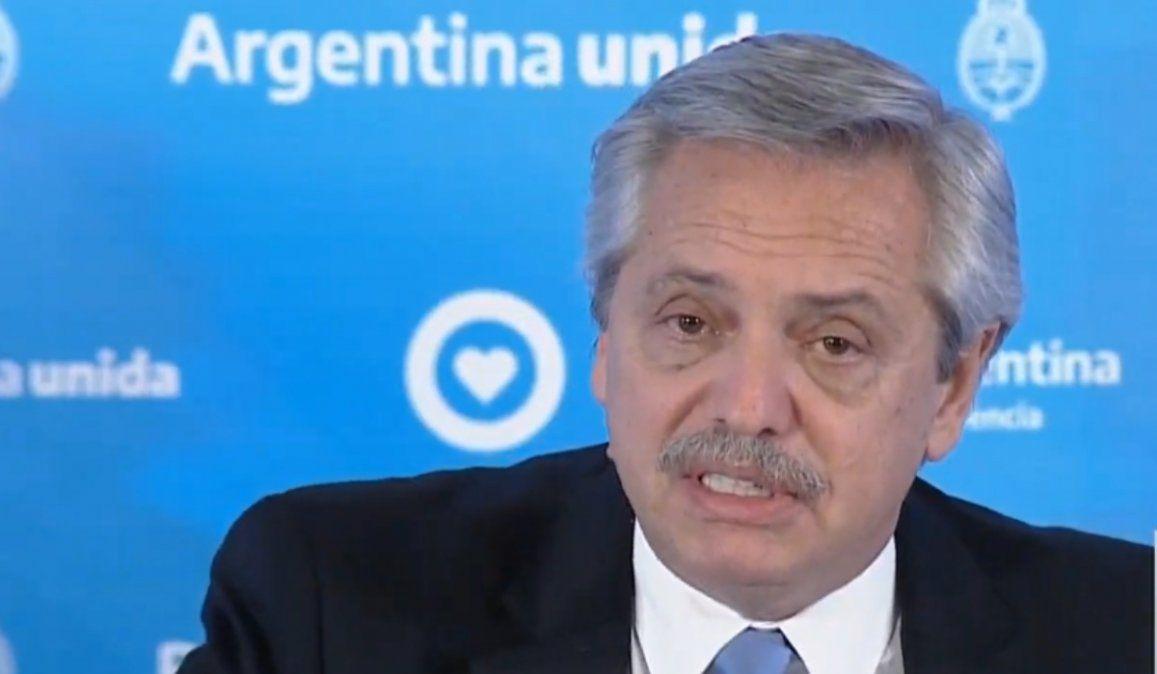 Alberto confirmó la extensión de la cuarentena hasta el 10 de mayo: los detalles