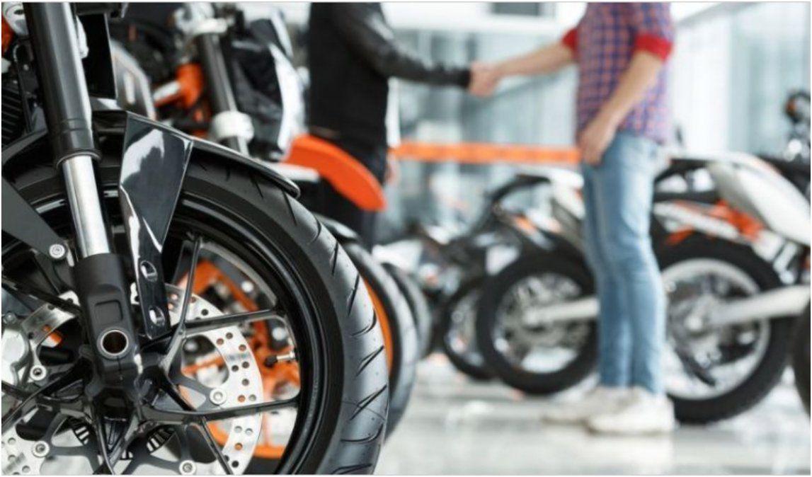Ya se pueden comprar motos en 48 cuotas fijas