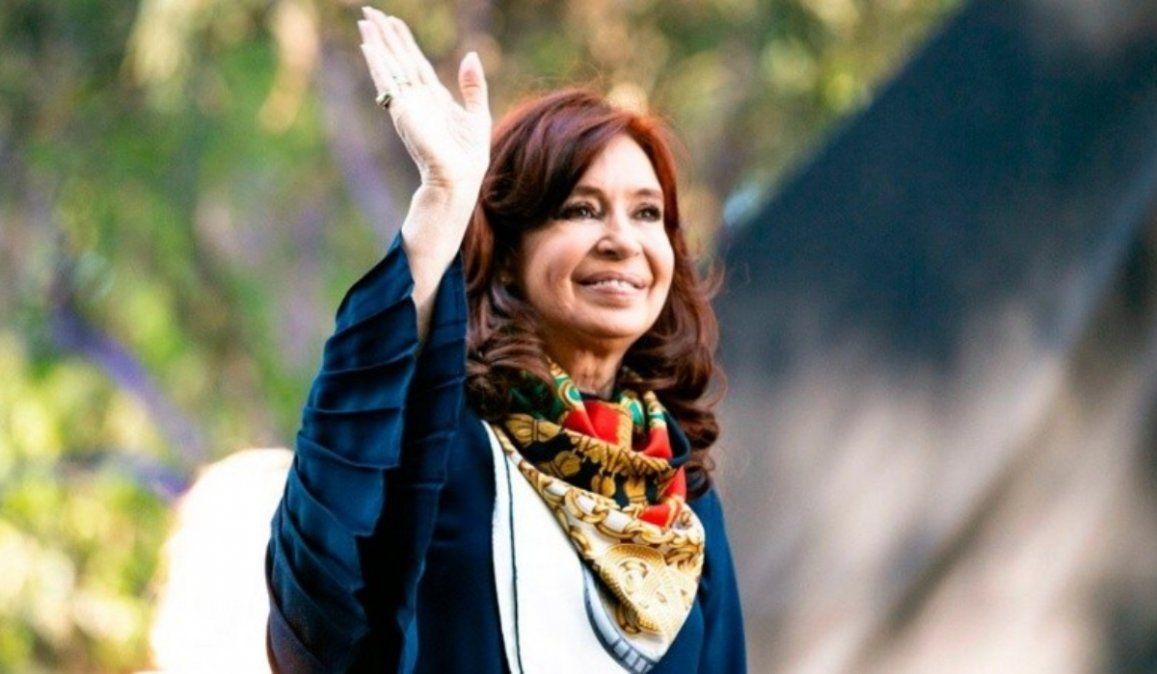 El mensaje de Cristina Fernández de Kirchner por el Día de la Lealtad