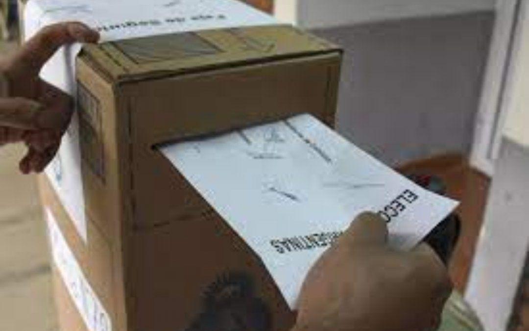 Martiarena: Es una irresponsabilidad absoluta el llamado a elecciones