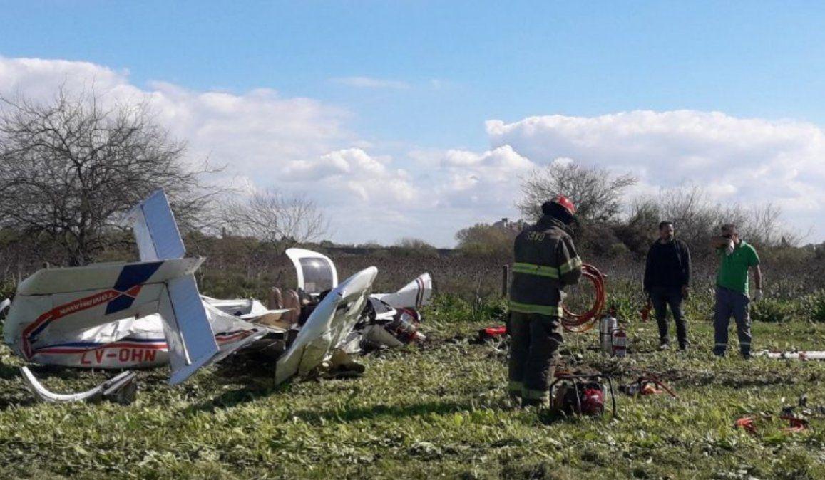 Las razones de la tragedia aérea en la que murieron dos personas