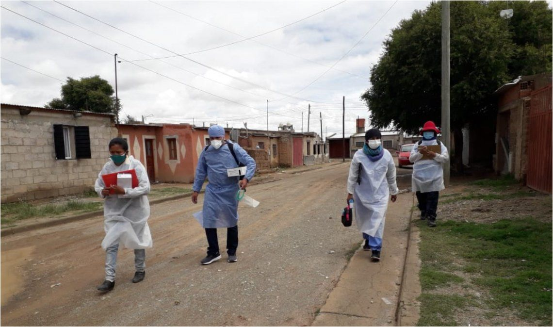 Después de meses, Jujuy registró más de 100 casos nuevos de coronavirus
