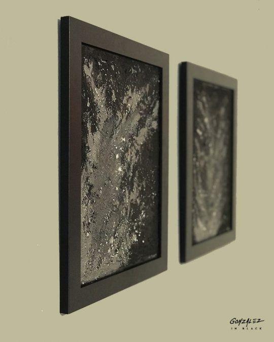 González in black, una serie inspirada en tiempos de cuarentena