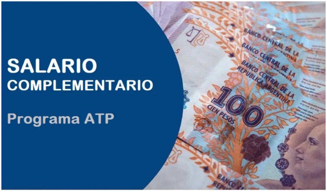 Detalles del ATP para noviembre con nuevos topes y montos