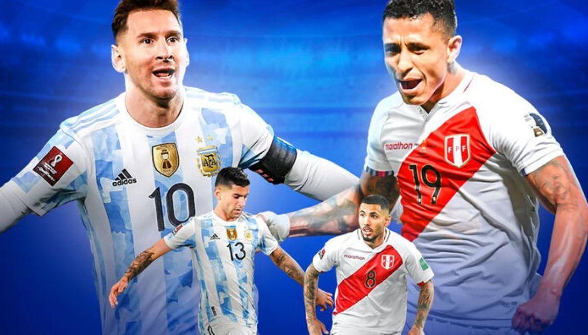 Juega el Campeón de América: Argentina vs Perú, un paso más rumbo a Qatar