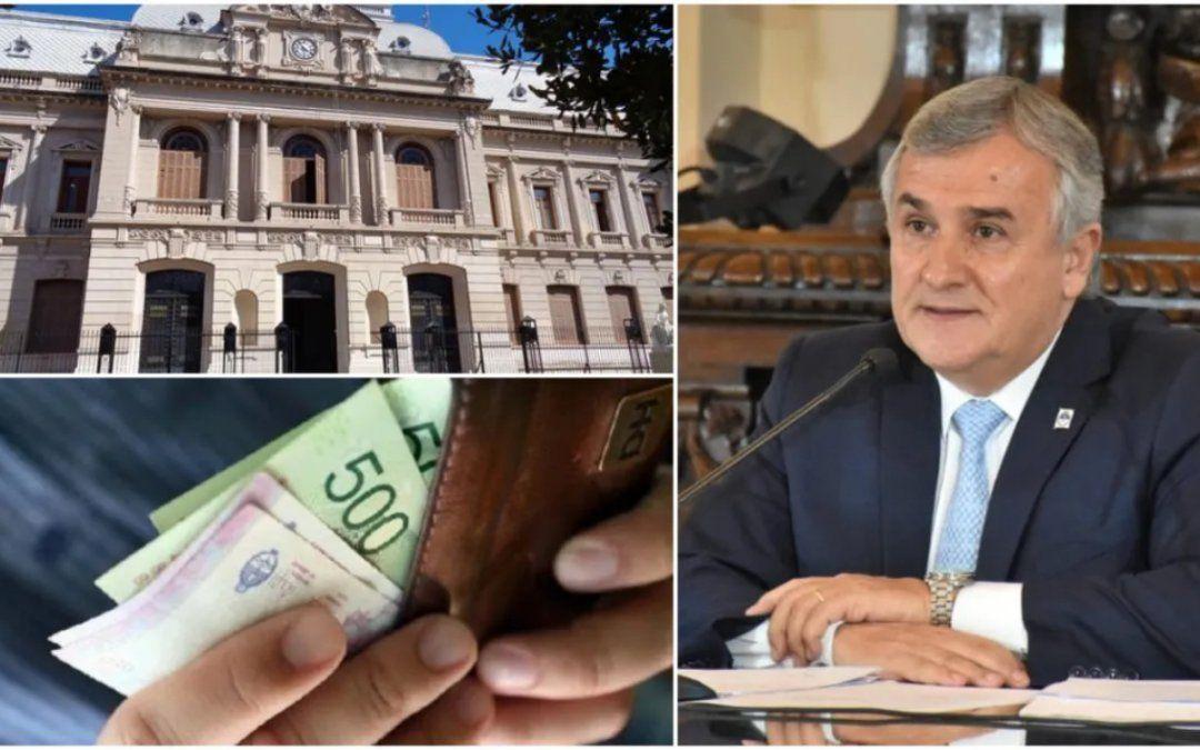 Morales asegura que no tiene plata para pagar el aguinaldo