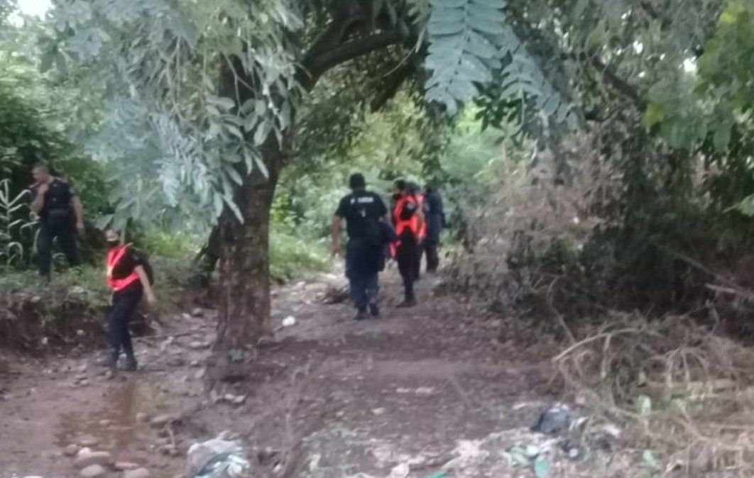 Intenso operativo en San Pedro: buscan a una menor desaparecida desde la semana pasada