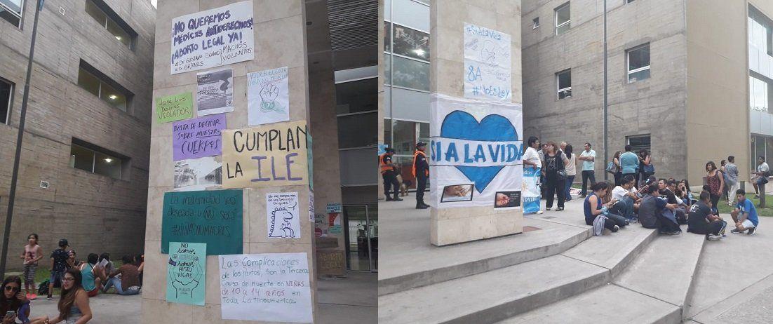 Vigilia en el Hospital por el caso que impacta a Jujuy