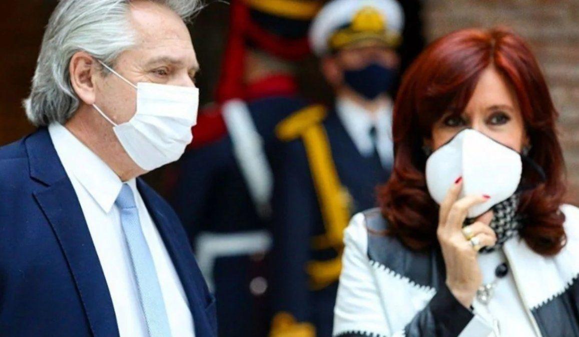 El chavismo acusó a Alberto Fernández de traicionar a Cristina
