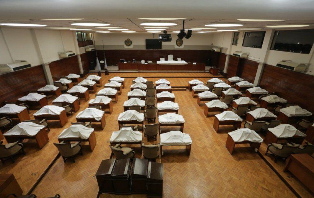 Juran los nuevos diputados, así quedará la Legislatura jujeña