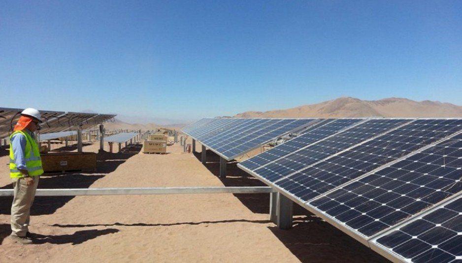 La planta solar funcionará recién en 2019