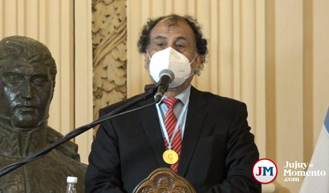 Imputaron a Álvarez García por el envío de armamento a Bolivia