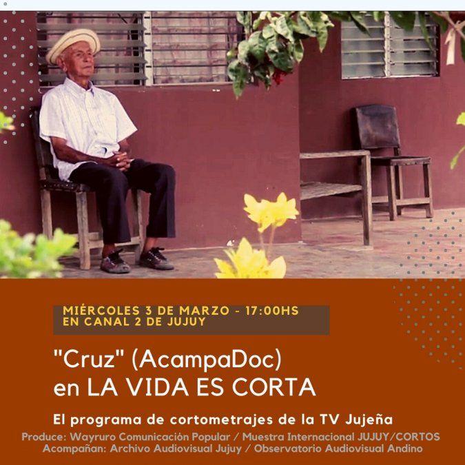 Cortos latinoamericanos de ACAMPADOC en La vida es corta