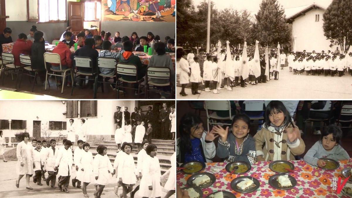 A 70 años de la fundación del Hogar Escuela relatan sus historias más profundas y cotidianidad