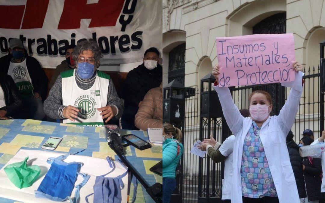 El reclamo por la salud vuelve a ganar la calle