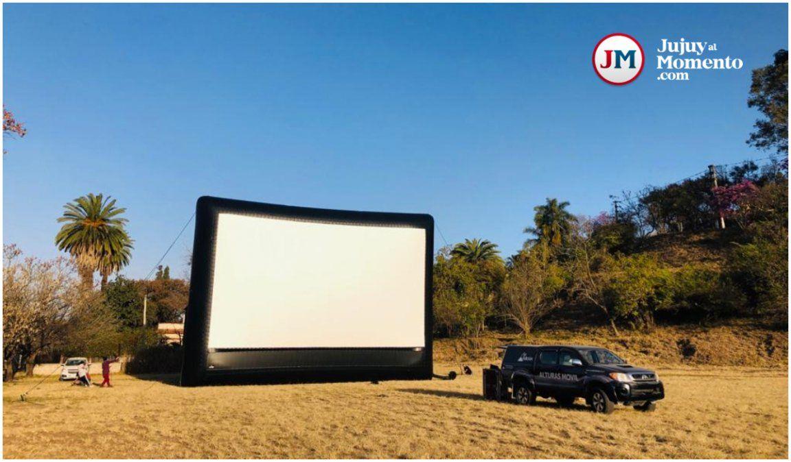 Habrá funciones gratuitas de Autocine en el Parque San Martín