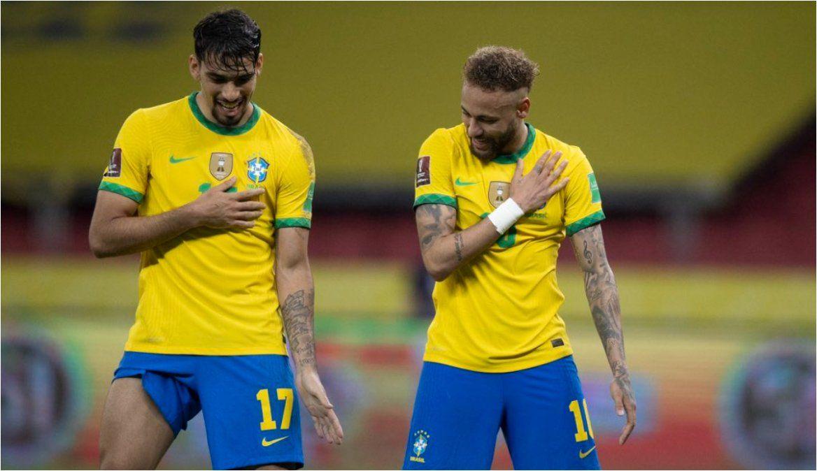 Finalmente, Brasil jugará la Copa América 2021