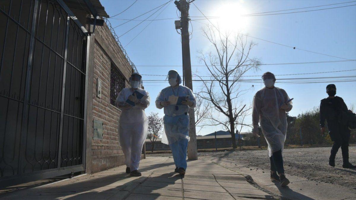 Jujuy superó los 25.000 casos desde el inicio de la pandemia