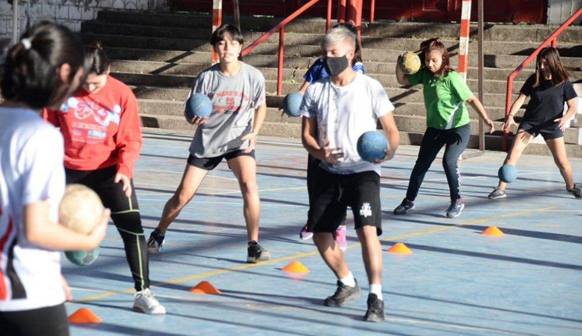 Con la experiencia de Zelaya, el handball buscará resurgir en Gorriti