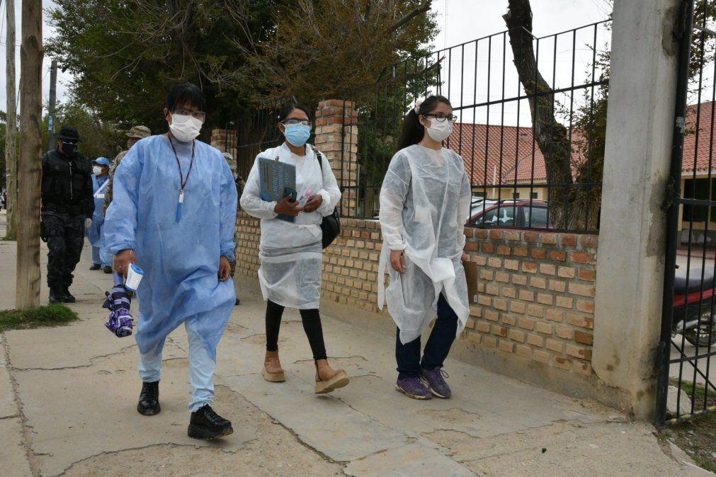 Reportaron en Jujuy 48 casos nuevos y 1 fallecimiento