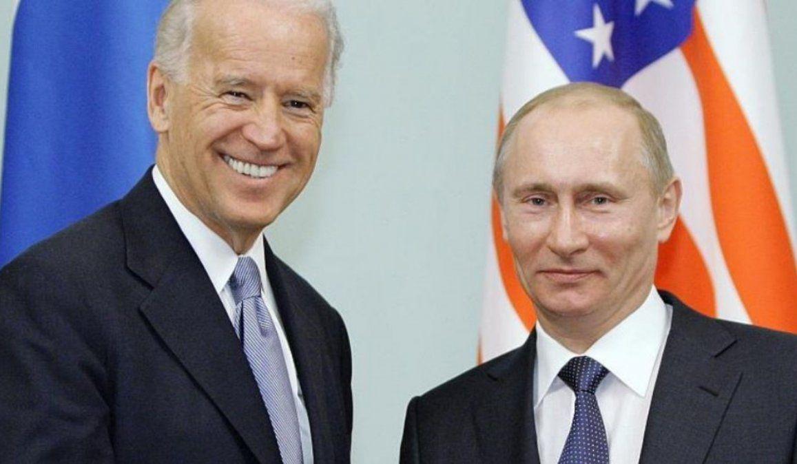 Biden y Putin, en Ginebra: agenda de un cara a cara lleno de tensiones
