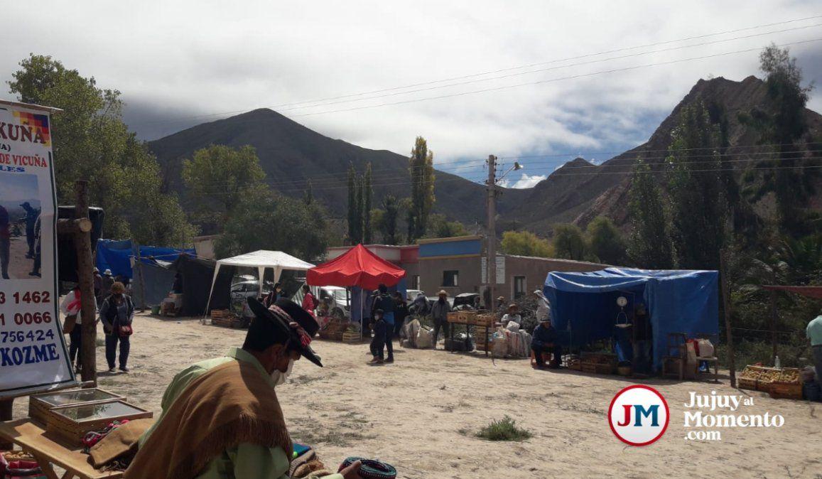 Juella vivió con gran éxito la Feria del Durazno y la Comida regional