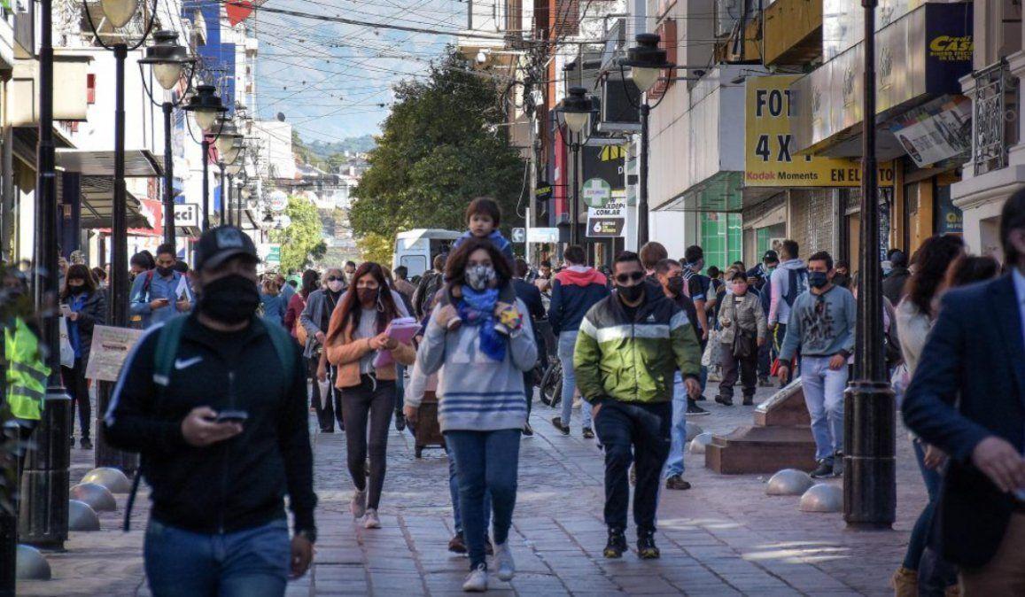 Evalúan restricciones para Jujuy: Hay cepas nuevas que afectan a los jóvenes