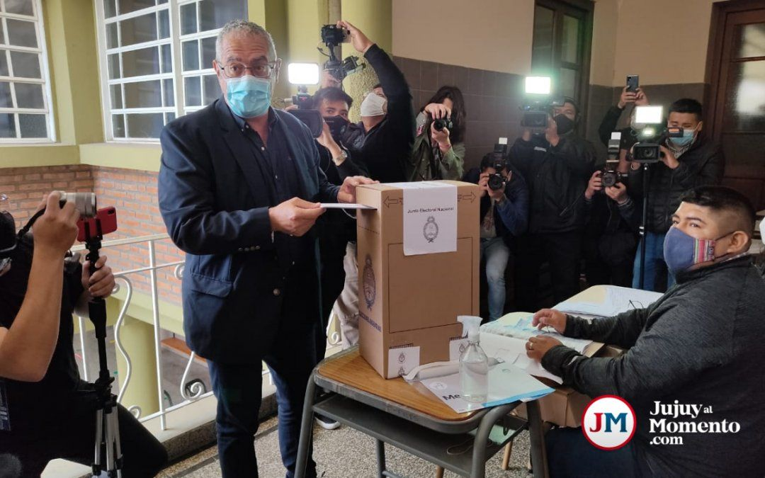 Bouhid: Probablemente vote menos gente que en la elección anterior