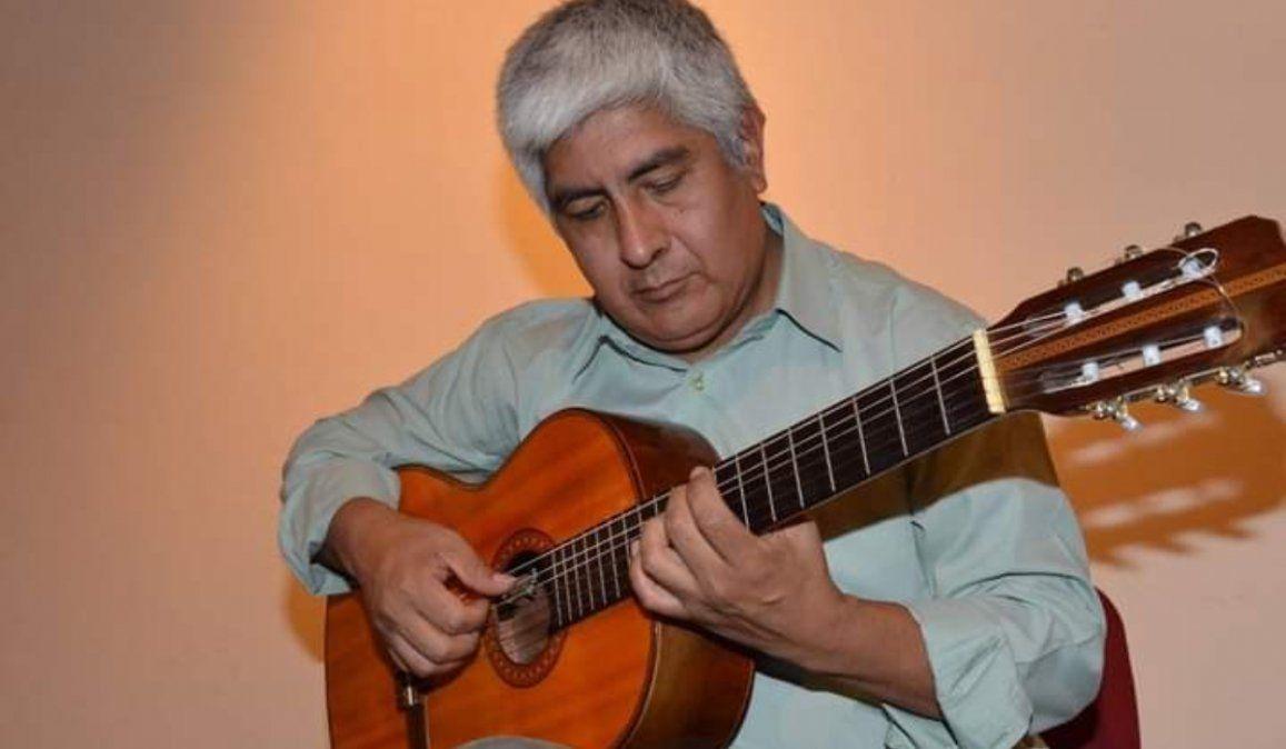 Falleció Horacio Zerpa, gran músico y docente de Jujuy