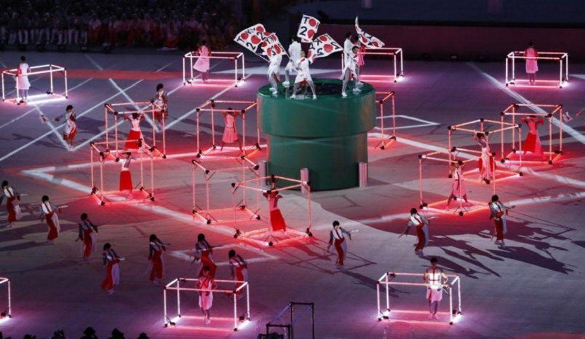 Curiosidades en la ceremonia de apertura de los Juegos Olímpicos