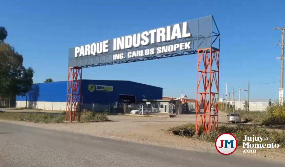 La delincuencia llegó al Parque Industrial de Palpalá