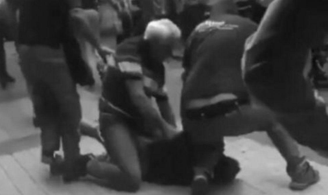 Vecinos lincharon a un ladrón en zona sur