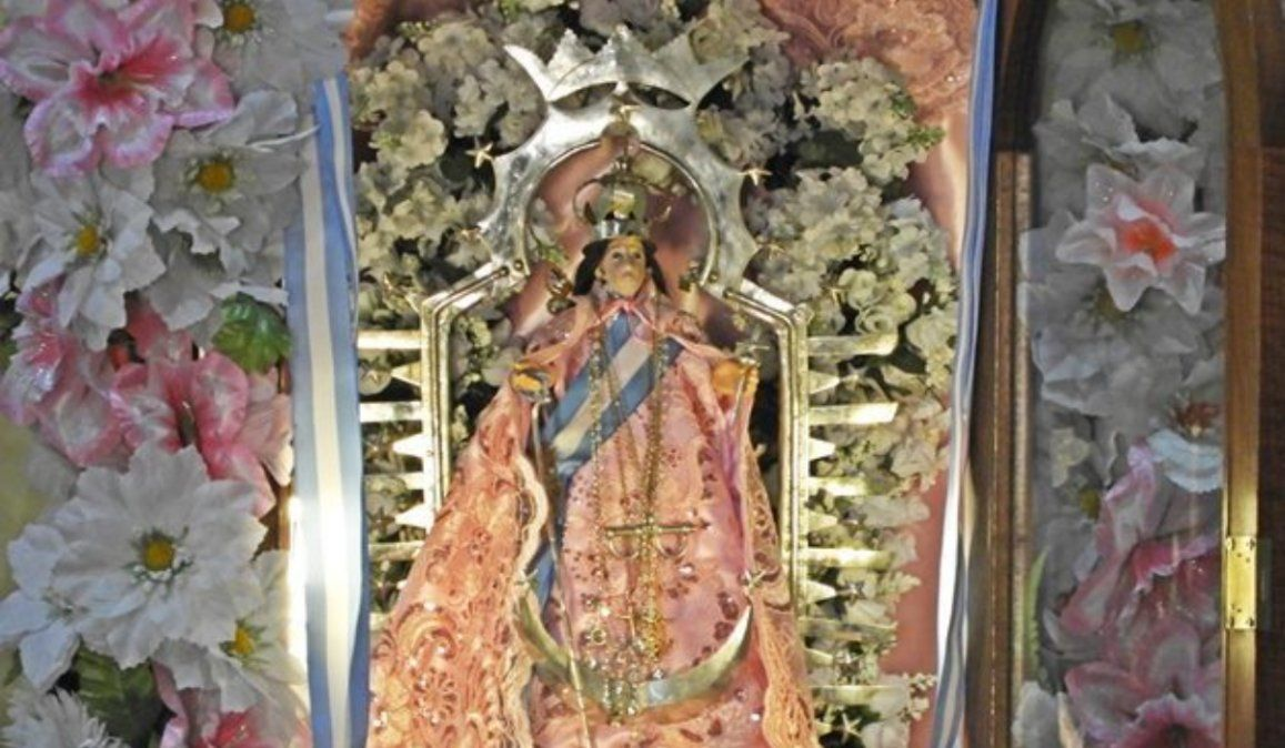 Virgen de Punta Corral: sin negocio no hay permiso