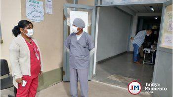 Comenzaron a vacunar a jujeños trasplantados contra el coronavirus