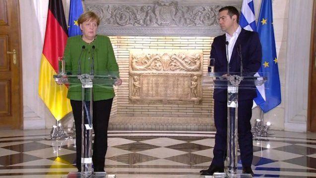 Atenas exigirá reparaciones por la Segunda Guerra Mundial a Alemania