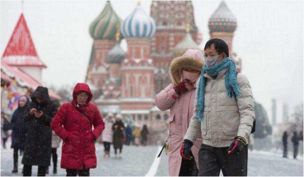 Rusia superó los 2 millones de contagios y batió récord de casos y muertes