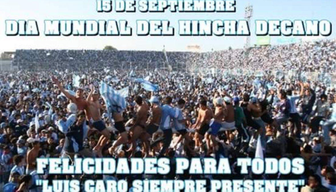 Atlético Tucumán celebra el día del hincha