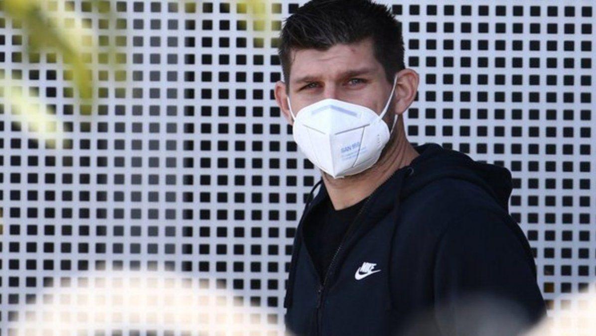 Primera baja por coronavirus en la Selección Argentina