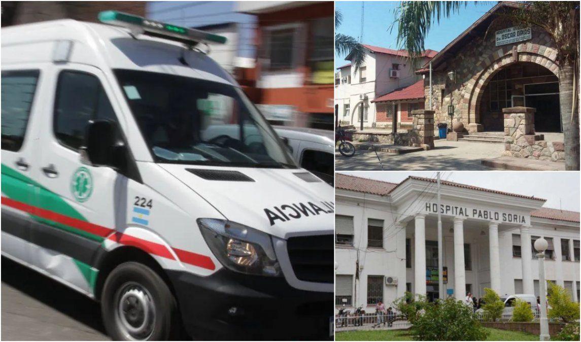 Con dos hospitales ocupados al 100%, hay 1.479 personas con internación domiciliaria