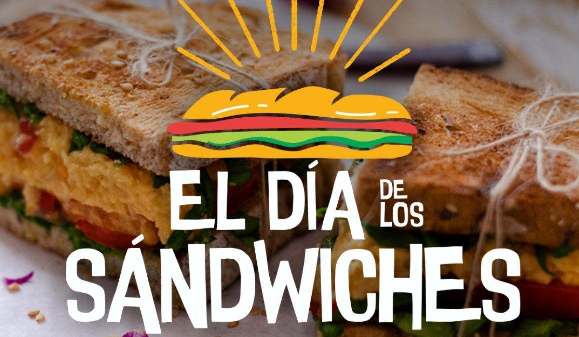 Se viene el Día de los Sandwiches con descuentos de hasta el 30%