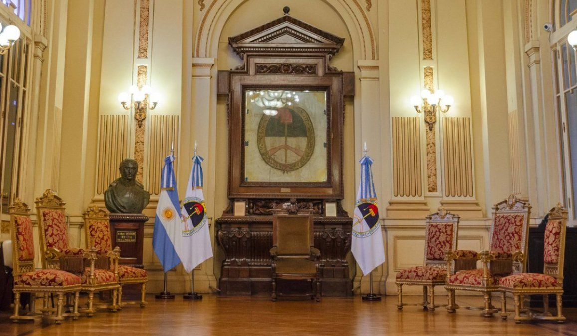 Un día como hoy Belgrano obsequió a Jujuy la Bandera Nacional de la Libertad Civil