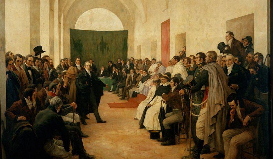 25 de mayo: El primer grito de libertad