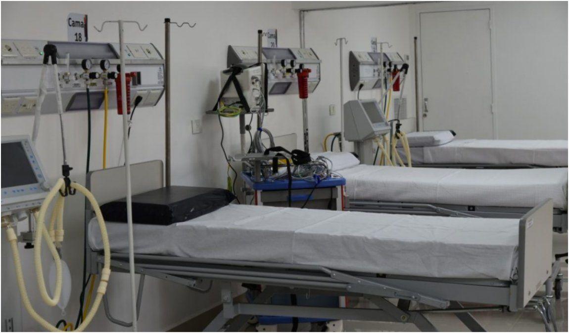 Alta ocupación en terapias intensivas del país: Jujuy supera el 85%