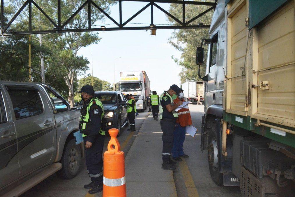 Habilitan la circulación entre Jujuy y Salta para actividades esenciales