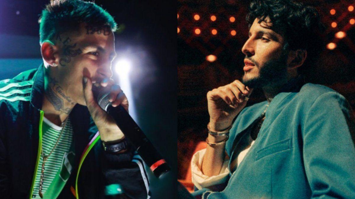 L-Gante y Sebastián Yatra juntos ¿Se viene la colaboración?