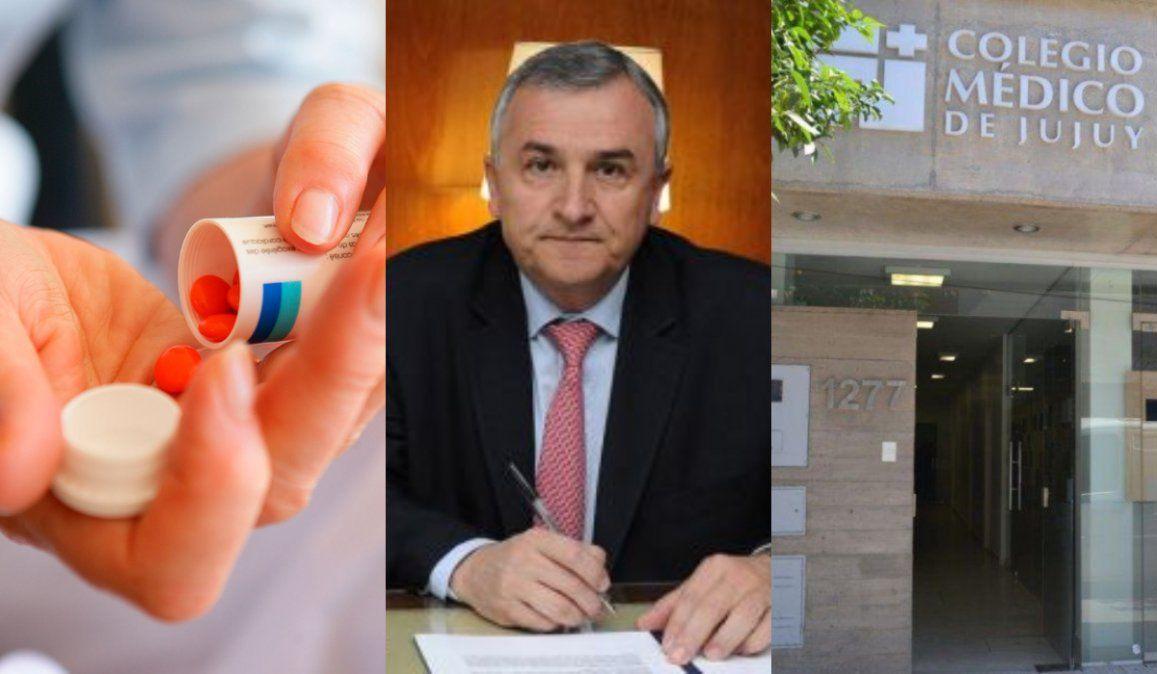 El Colegio Médico de Jujuy también se expresó en contra de la automedicación