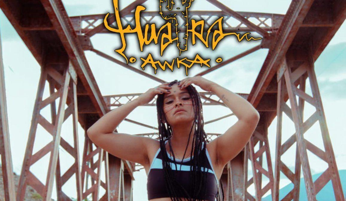 La rapper jujeña Huayra Awka estrena su primer videoclip