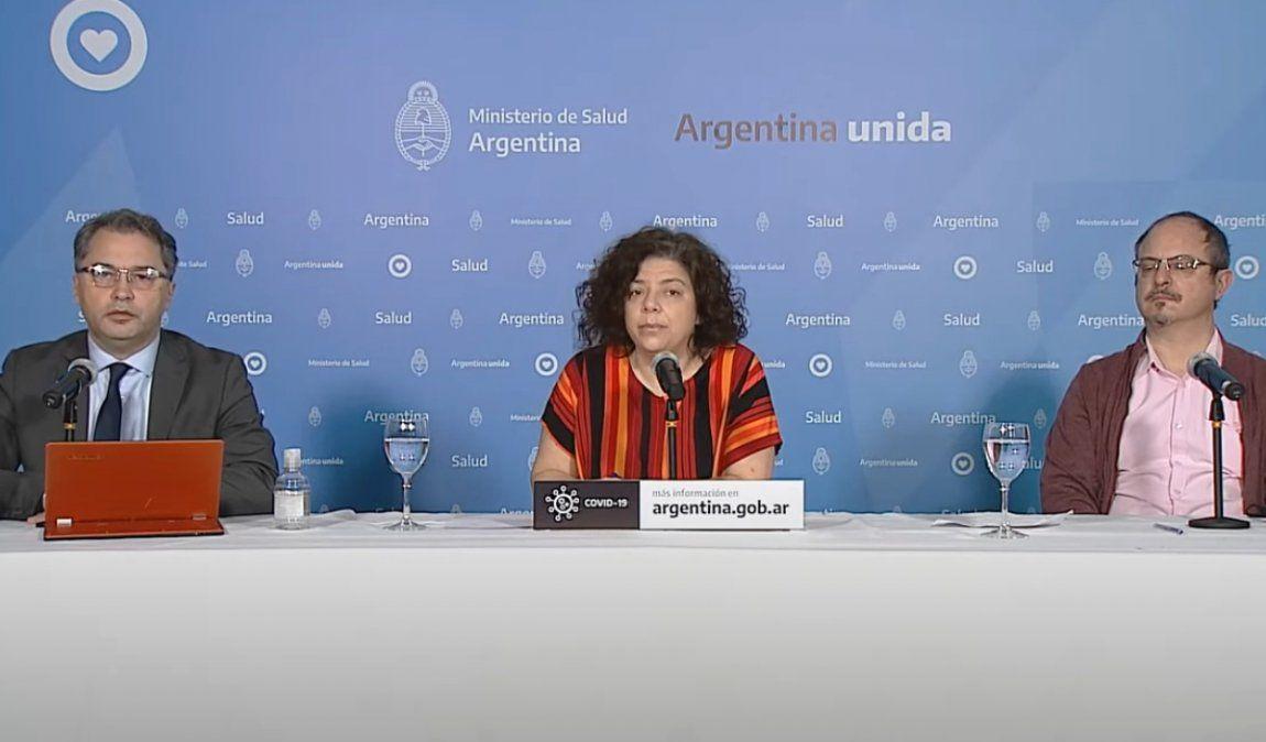 Coronavirus en Argentina: 94mil personas lograron recuperarse